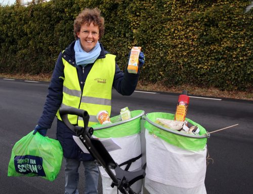 Zaterdag 19 januari is het weer Opruimochtend: Een paar uurtjes helpen en Leusden wordt echt schoner!