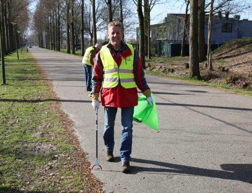 Zaterdag 17 november is het weer Opruimochtend: Een paar uurtjes helpen en Leusden wordt echt schoner!