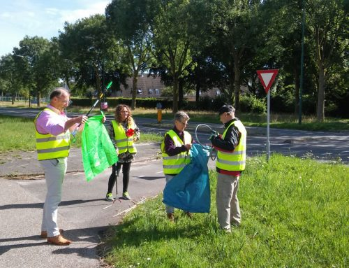 Zaterdag 22 september is het weer Opruimochtend: Een paar uurtjes helpen en Leusden wordt echt schoner!