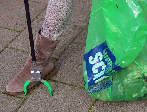 Zaterdag 18 mei is het weer Opruimochtend: Een paar uurtjes helpen en Leusden wordt echt schoner!